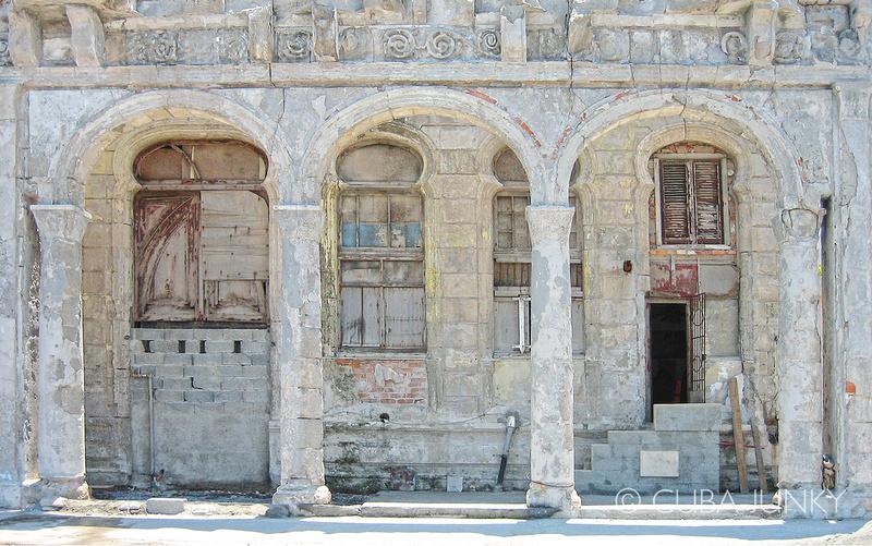 Architecture Malecon Havana Cuba