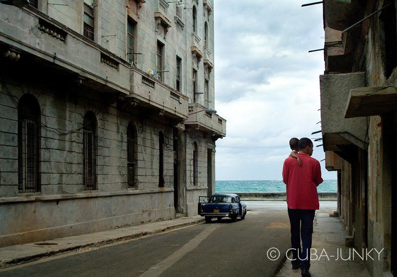 View on the Malecon Havana Cuba