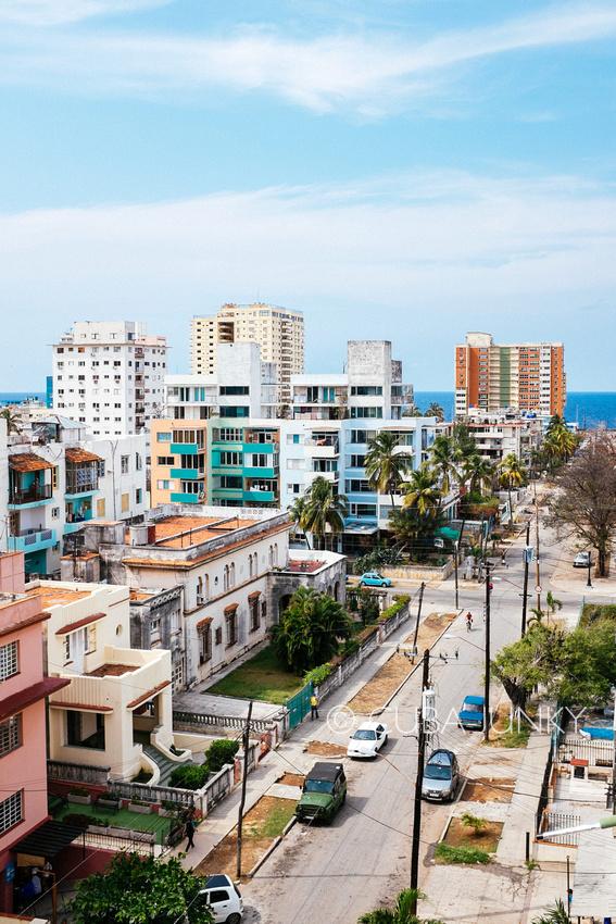 Havana Vedado Cuba
