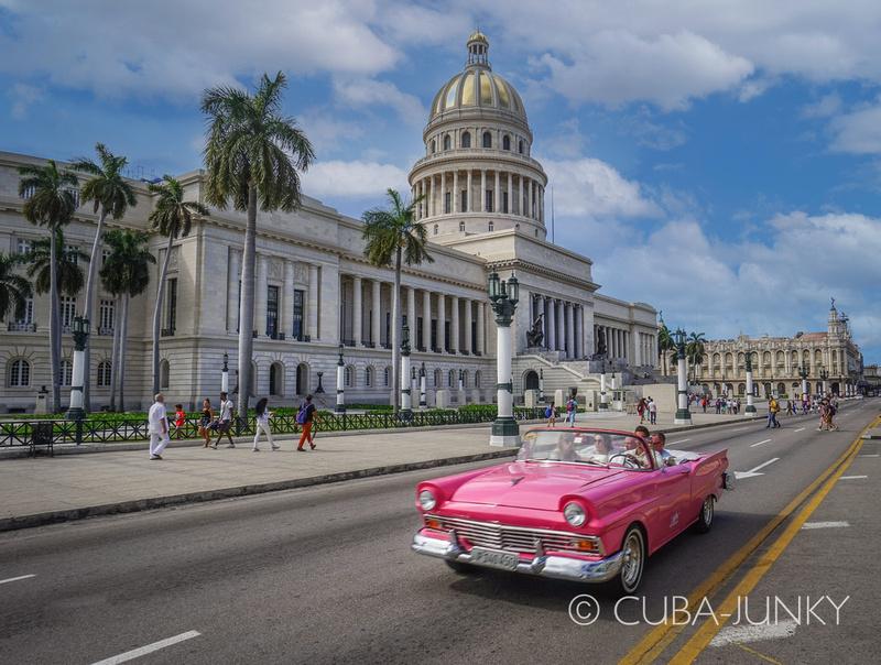 El Capitolio Havaa Cuba