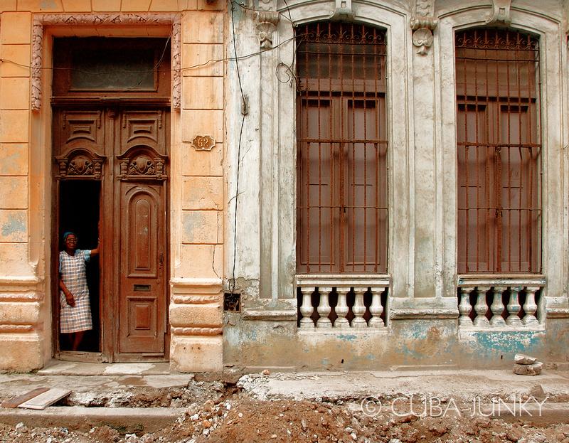 Centro Havana Cuba - Calle Campanario