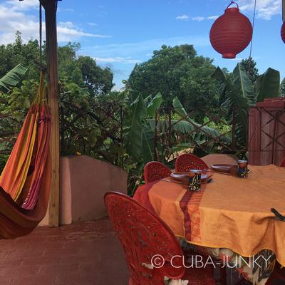 Casa El Tulipan Trinidad Cuba