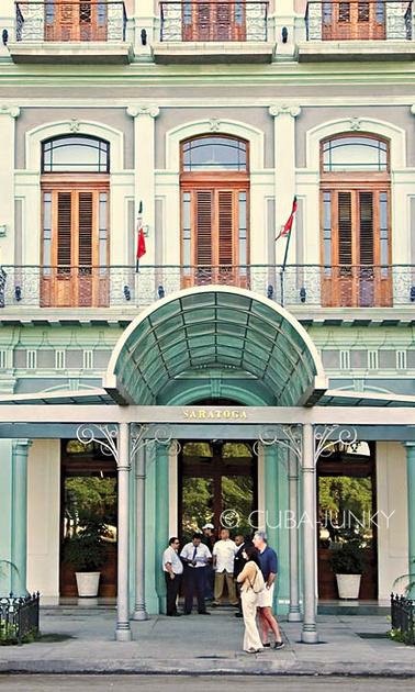 Hotel Saratoga, Habana Vieja, Cuba