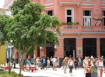 Hotel Ambos Mundos Habana Vieja