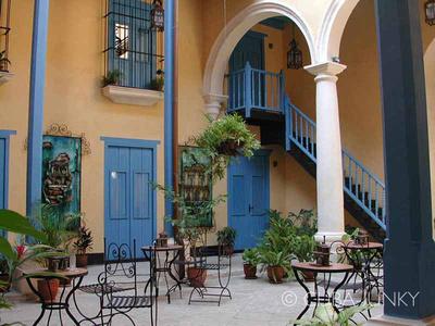 Hotel Beltran de Santa Cruz Habana Vieja Cuba