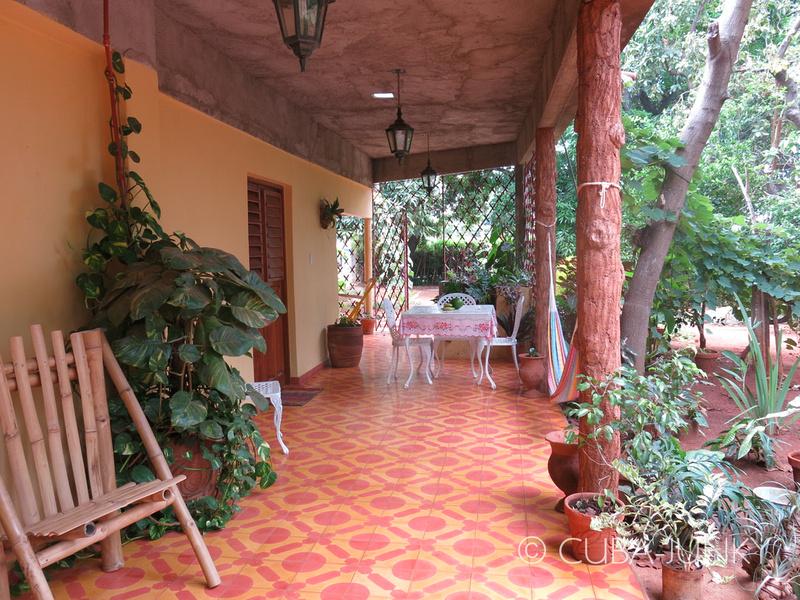 Casa Los Mangos Trinidad Cuba