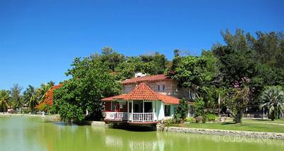 Parque Josone Varadero Cuba