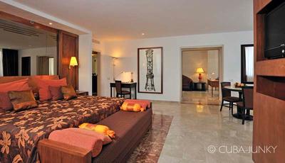 Hotel Melia Cohiba Havana Cuba