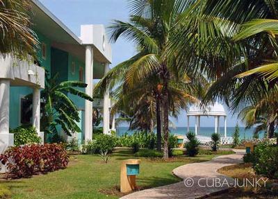 Junky Dot Com: Hotel Paradisus Varadero &emdash; Hotel Paradisus Varadero | Cuba