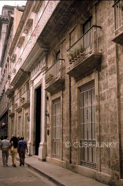 Hotel Florida Habana Vieja Cuba