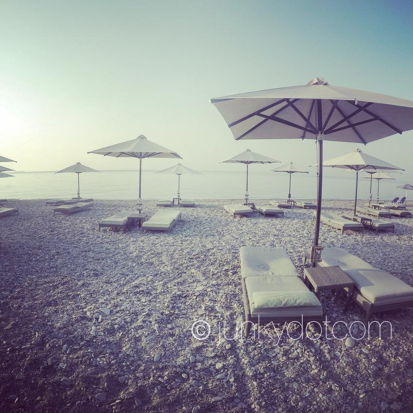 Doryssa Seaside Resort Beach