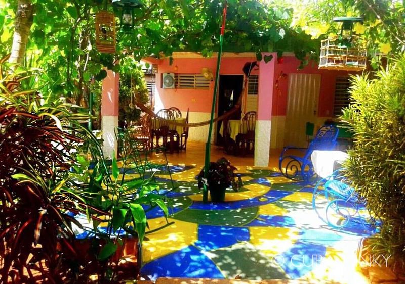 Casa Bocamar La Boca Cuba