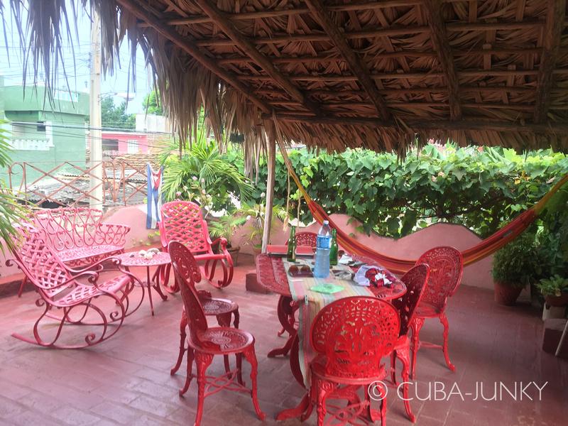 Casa El Tulipan in Trinidad Cuba