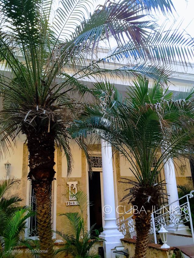Casa La Colonial 1861 in Havana Cuba