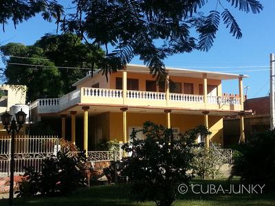 Villa Rio y Mar, La Boca, Cuba