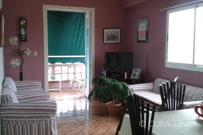 Casa Elvira y Raul Centro Havana Cuba