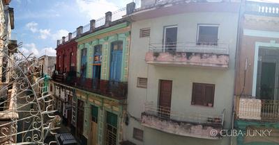 Casa Yudith en el Centro de la Habana