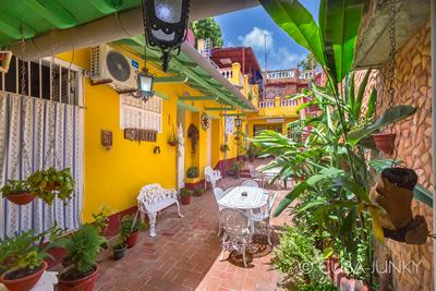 Hostal El Tayaba Trinidad Cuba
