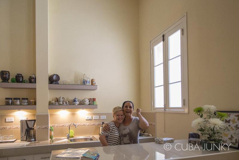 Casa Tamara Chen in Havana Vedado Cuba