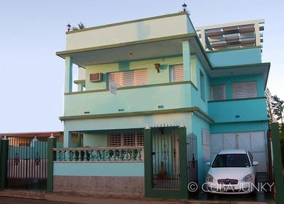 Casa Jorge y Pupy Boca de Camarioca Varadero Cuba
