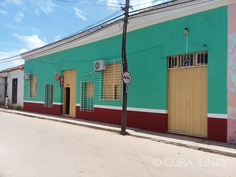 Casa Las Chinitas Remedios Cuba