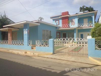 Hostal El Chalet Remedios Cuba