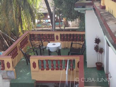 Casa El Laberinto de Duarveras Remedios Cuba