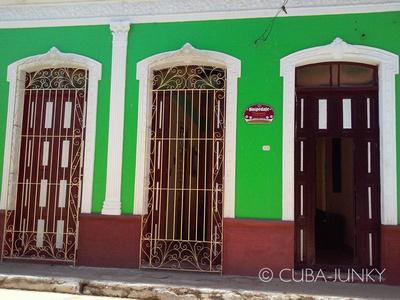 Casa Ksaconde Remedios Cuba