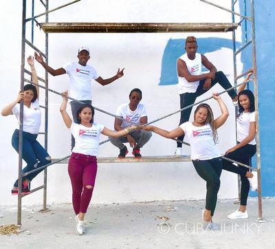 Barrio Cubano Salsa School Trinidad Cuba