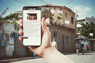 Cuba Casa Directory app - Casa El Tulipan Trinidad