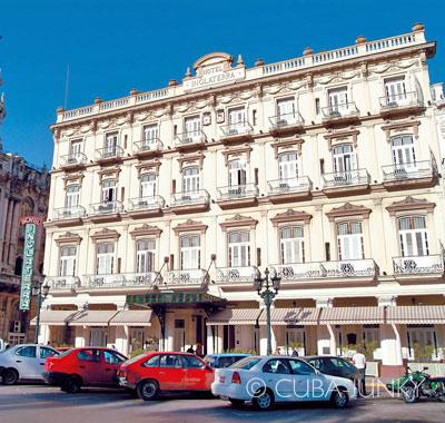 Hotel Inglaterra Habana Vieja Cuba