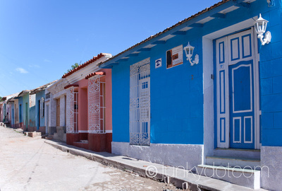 Casa Damarys Trinidad Cuba