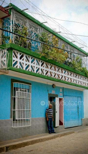 Casa Patricio Trinidad Cuba