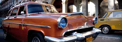 Taxi Colectivo Havana