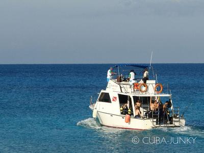 Hotel Maria La Gorda - Scuba Diving - Cuba