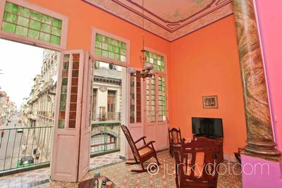 Casa Neptuno Colonial | Centro Havana | Cuba