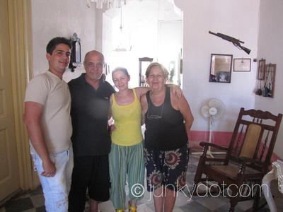 Casa Pedro y Teresa | Trinidad | Cuba-Junky.com
