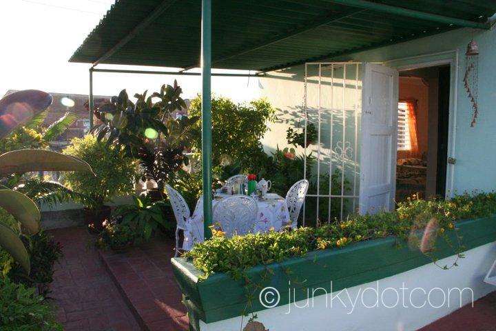 Junky dot com casa la terraza sancti spiritus for Terraza dela casa