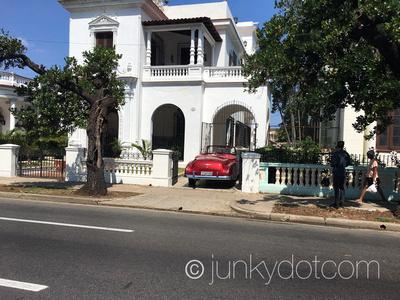 Petit Chateau Vedado Havana Cuba