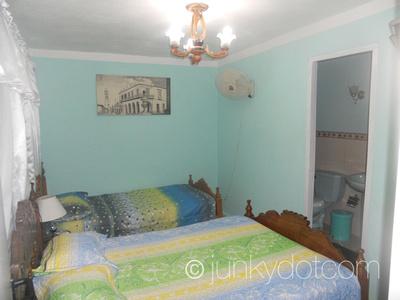 Casa Modesta Trinidad Cuba