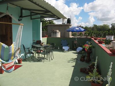 Casa Refugio de Reyes Holguin