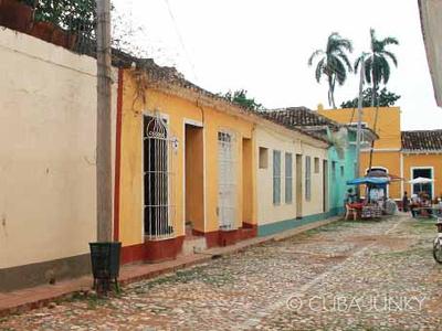 Hostal Rigo, Trinidad