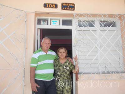 JHostal Martha y Lazaro Trinidad Cuba