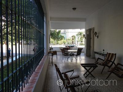 Casa Terraza de Linea Havana Vedado Cuba