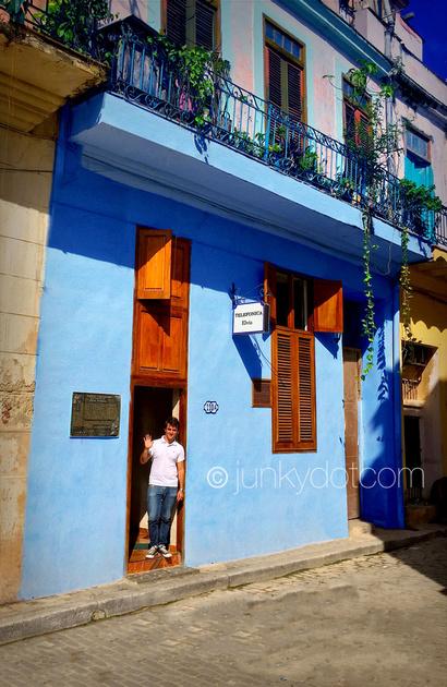 Casa Telefonica | Old Havana | Cuba