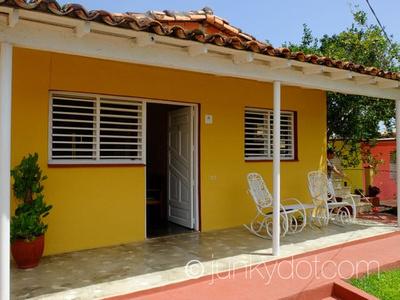 Casa Idaisys La Peluquera Vinales Cuba