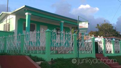 Casa Hector Vinales Cuba
