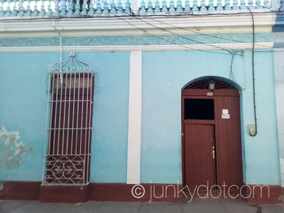 Hostal Familia Gallo Trinidad Cuba