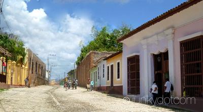 Casa Chavela Trinidad Cuba