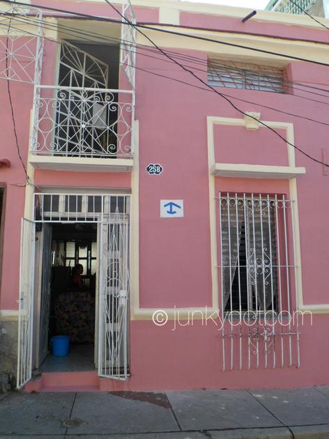 Casa Acosta Sergio and Clara| Santiago de Cuba